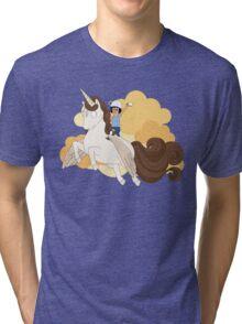 Espresso Tina Tri-blend T-Shirt