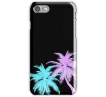 Neon Palmtrees iPhone Case/Skin