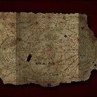 Goonies Treasure Map by Indestructibbo
