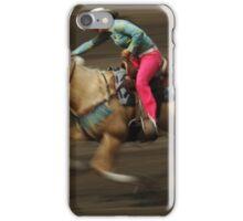 Rodeo Riding A Hurricane iPhone Case/Skin