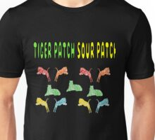 tiger patch sour patch Unisex T-Shirt