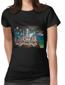 Tri-Utopia 2 Womens Fitted T-Shirt