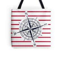 bigger compass Tote Bag
