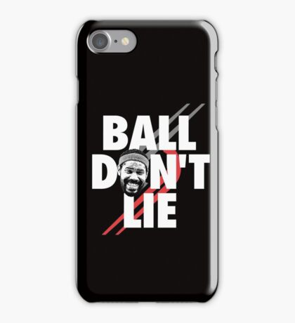 Ball Don't Lie iPhone Case/Skin
