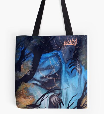 Forest Deity Tote Bag