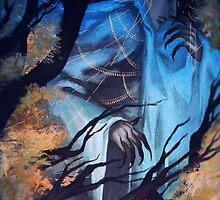 Forest Deity by Kajoi