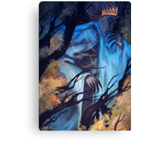 Forest Deity Canvas Print