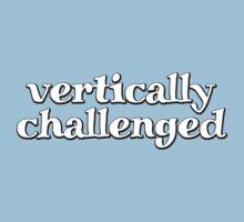 Vertically Challenged One Piece - Short Sleeve