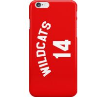 High School Musical: Wildcats iPhone Case/Skin