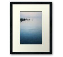 Calm Ripples Framed Print