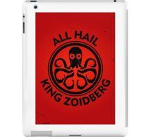 Hail Zoidberg iPad Case/Skin