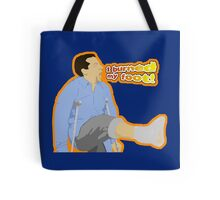 Cooked Foot Tote Bag