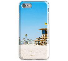 West coast vibes  iPhone Case/Skin