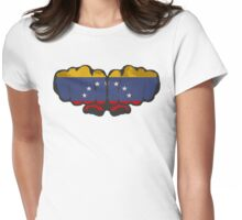 Venezuela! Womens Fitted T-Shirt