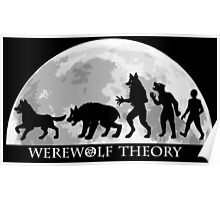 Werewolf Theory: The Change Poster