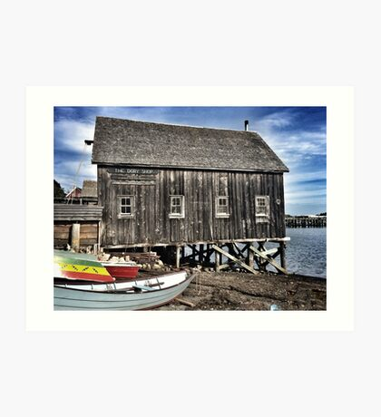 nova scotia #3 Art Print