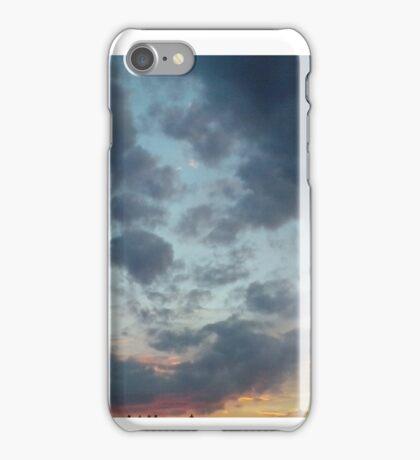 Moody Clouds  iPhone Case/Skin