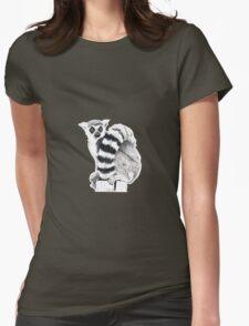 Un Lémurien Womens Fitted T-Shirt