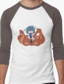 DINE Men's Baseball ¾ T-Shirt