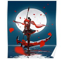 Ruby Rose - RWBY Poster