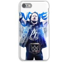 AJ Styles WWE  iPhone Case/Skin