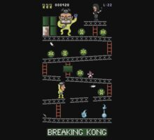Breaking Kong by slimebeast