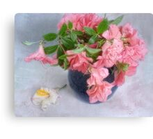 Azalea Time Canvas Print