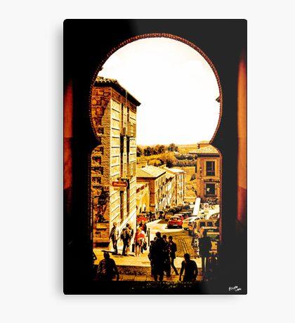 Toledo Architecture Metal Print