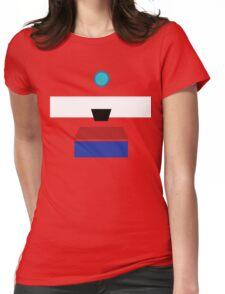 Minimalist Clap-Trap Womens Fitted T-Shirt
