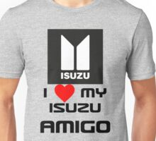 I Love My Amigo Unisex T-Shirt