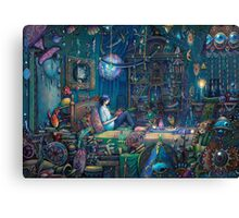 Howl's room in Moving Castle Canvas Print