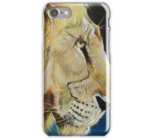 Lion Profile iPhone Case/Skin