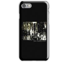 Mummy With White Cat iPhone Case/Skin