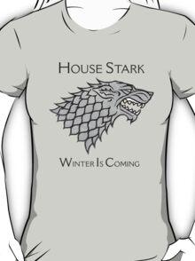 House Stark Direwolf Sigil T-Shirt