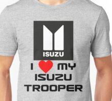 I Love My Trooper Unisex T-Shirt
