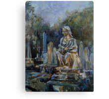 St. James Cemetery, Marietta, GA Canvas Print