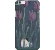 Tulips at Midnight iPhone Case/Skin