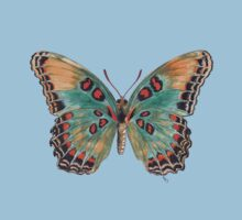 Limenitis Astyanax-The Red-Spotted Purple Kids Clothes