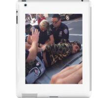 YMBape Arrested  iPad Case/Skin