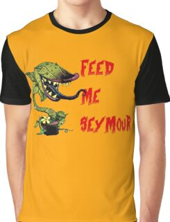 Little Shop of Horrors - Feed me Seymour! Graphic T-Shirt