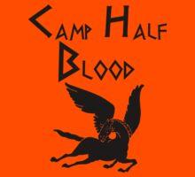 Camp Half-Blood by dailymantra