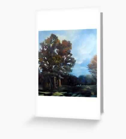 Kennesaw Mountain Battlefield Park Greeting Card