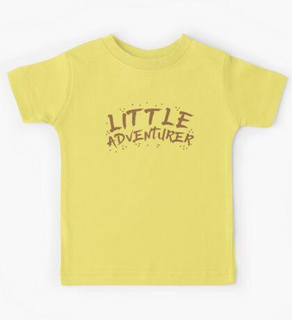 little adventurer Kids Tee