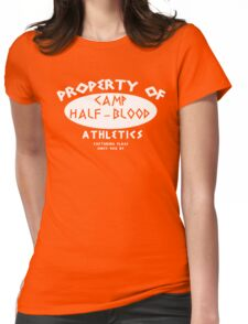 Half-Blood Athletics Womens Fitted T-Shirt