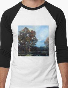 Kennesaw Mountain Battlefield Park Men's Baseball ¾ T-Shirt
