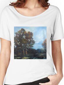 Kennesaw Mountain Battlefield Park Women's Relaxed Fit T-Shirt