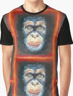 Chimp Chump Graphic T-Shirt