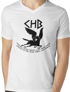 Safe from Harm (Mostly) For Over Three Millennia Mens V-Neck T-Shirt