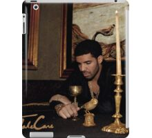 Take care iPad Case/Skin