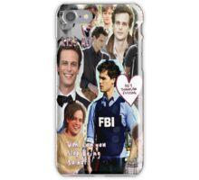 Matthew Gray Gubler Collage iPhone Case/Skin